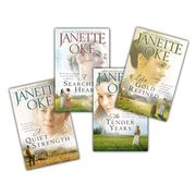 Janette Oke-Prairie Legacy Series...the 4 book follow up the Love comes softly telling the story of Marty's granddaughter Virginia