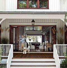 Foldaway Doors - Porch Ideas - 10 Inventive Design Inspirations - Bob Vila