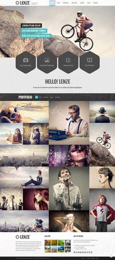 Creative Portfolio WordPress Themes #2015
