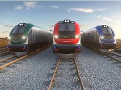 Siemens lands high-performance passenger locomotive order