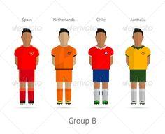 Football Teams Group B