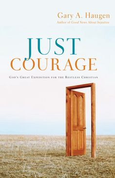 Just Courage book cover image 1