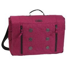 Ogio Manhattan Women's Laptop/Tablet Messenger Bag (Sunset, Medium)