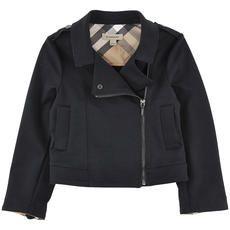 Burberry - Milano knit biker's style jacket - 103327
