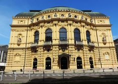 Hungarian National Theater, Szeged, Hungary | 7 Charming Hungarian Cities - Part I. Szeged, The City Of Sunshine
