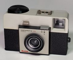 Kodak Instamatic 25. My first ever camera. Took 126 cartridge film and had a cool metal lever for the shutter release. Taken on many school trips in the 70s.