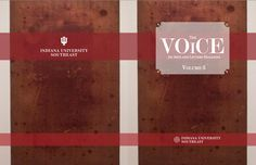 The Voice Magazine. Printmaking, Photography, and Indesign.