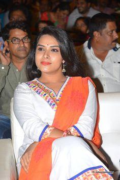 Beautiful Telugu TV actress hariteja in white dress Short Long Dresses, Dress Hairstyles, Beautiful Girl Photo, Cute Beauty, Indian Beauty Saree, Beautiful Saree, India Beauty, Sexy Hot Girls, Traditional Dresses