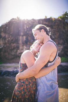 Bethany Hamilton is engaged to Adam! - Love this and want this true love for my girls