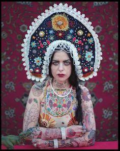 """Saatchi Art Artiste ULDUS BAKHTIOZINA;  Photographie, """"Vasilisa"""" #art"""