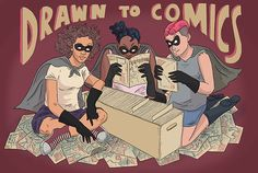 Drawn to Comics: Is Anyone Doing Trans Women's Representation Better Than Image Comics?