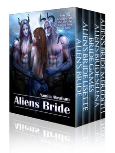 33 best yamila abraham romance novellas images on pinterest the complete aliens bride by abraham yamila fandeluxe Gallery