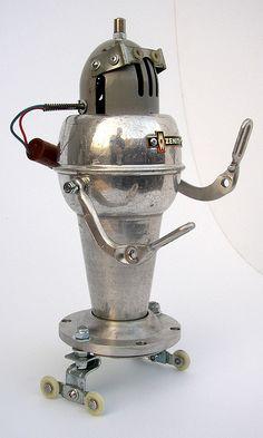Zenith robot | by Lockwasher