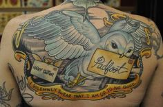Queen Chrissanto: Tatuagens de Harry Potter - Parte 2