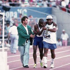 Derek Redmond Barcelona '92 - Nike Huarache