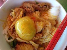 BangkokGlutton: Khmer (Cambodian) noodle: rice noodles ...