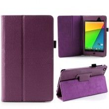 Funda Nexus 7 2013 - Flip con Soporte Violeta  € 9,99