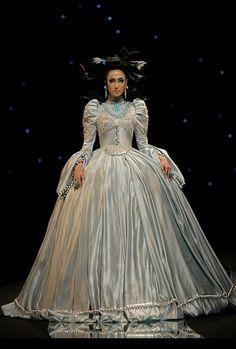 Guo Pei, 2007 Fashion Collection