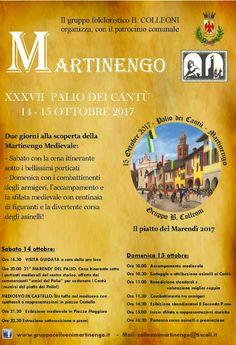 Italia Medievale: XXXVII Palio dei Cantù