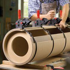 Bessey-Bandspanner mit Vario-Ecken | Bandspanner | Zwingen | Holzbearbeitung / Metallbearbeitung | Werkzeuge | Dictum