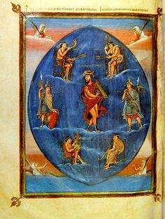 Bible of Charles the Bold - see ARH 3728 Class Notes 1-26-12