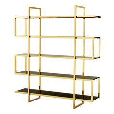 Eichholtz Soto Cabinet - Gold