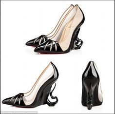 Maleficent shoes. I want them!