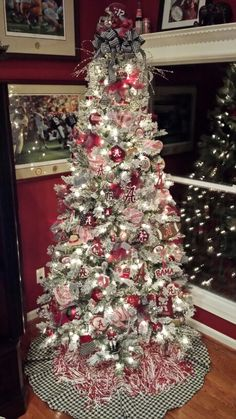 Alabama Christmas Tree ~ Roll Tide!