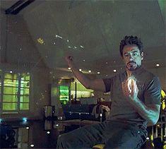 beauty robert downey jr. iron man tony stark Robert Downey technology Marvel avengers