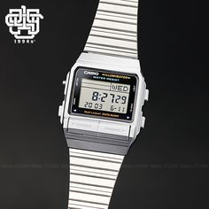CASIO DB-380-1 dong ho casio chinh hang | casio chinh hang | dong ho casio | casio viet nam | dia chi ban dong ho casio chinh hang | shop dong ho casio | đồng hồ casio | casio vintage | casio gshock | casio babyg | casio sheen | casio edifice Casio Edifice, Casio Classic, Digital Watch, Casio Watch, Shopping, Vintage, Vintage Comics