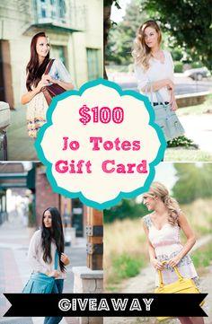 purse organization + Jo Totes giveaway