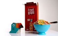 Cereal Packaging Showcase