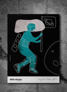 printing_adv by Nancy Skerletidou, via Behance