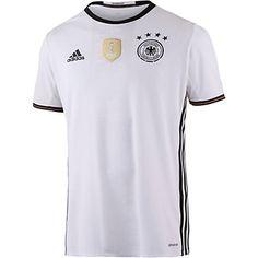 the latest b403f 4efbe adidas DFB EM 2016 Heim Fußballtrikot Herren Trikot, Fussball, Wunschliste,  Herren, Wolle