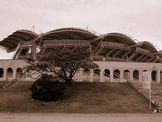 Tony Garnier's Stadium in Lyons