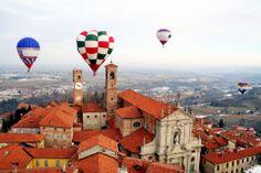 Balloons over Mondovi