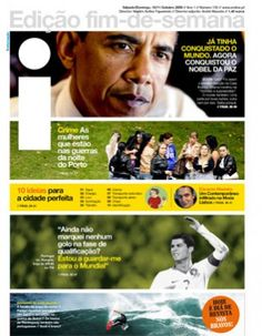 i newspaper, Portugal