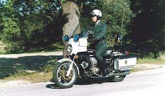 La Agrupación de Tráfico de la Guardia Civil | Motociclismo en Biker Garaje