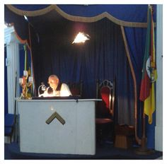 RITO    BRASILEIRO   DE MAÇONS ANTIGOS LIVRES E ACEITOS - MM.´.AA.´.LL.´.AA.´.: Grande Conselho Kadosch Filosófico, realiza sessão...