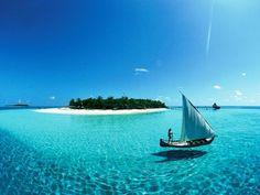 A once-in-a-lifetime getaway to futuristic Hong Kong, captivating Bangkok and a fantasy island resort in the Maldives, with all travel Maldives Vacation, Maldives Resort, Jacuzzi, Amsterdam, Hotels, Fantasy Island, Crystal Clear Water, Paradise Island, Island Resort