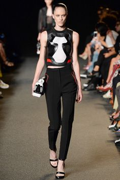 Alexander Wang Spring 2015 Ready-to-Wear - Collection Style.com