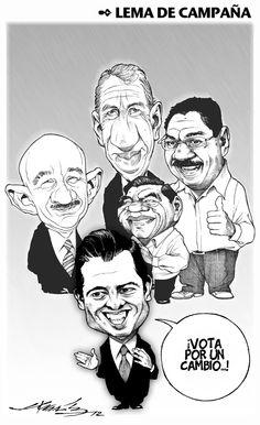Lema de campaña - Monero Hernández