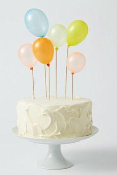 Party DIY Kindertorte Geburtstagstorten Bilder Tortendeko Luftballons How To Buy A Loft Bed (Bunk Be Birthday Cake Decorating, Cool Birthday Cakes, Birthday Parties, Balloon Birthday, Birthday Kids, Diy Birthday Cake Topper, Birthday Cake For Women Easy, Birthday Wishes, Women Birthday