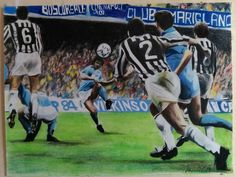 Maradona  Matite colorate