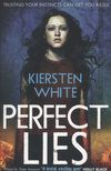 Gloucestershire Libraries teen collection - Perfect lies