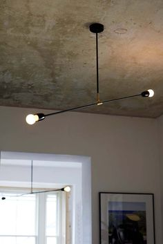 Eagle Span Porcelain & Metal Ceiling Light - View All - Lighting