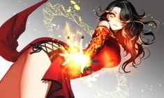 Cinder by apt @ 3 day west of 13b RWBY than Cinder fall. Modeling and combat style in the female character is Truly you like.