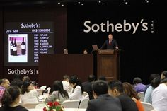 Sotheby's fine wine sale brings HK$63.6 million in Hong Kong Wine Auctions, Wine Sale, Wine Collection, Fine Wine, Hong Kong, Bring It On, News