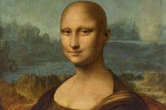 """Mona Lisa careca em açao sobre câncer – """"o tumor muda a sua vida, nao o valor dela"""" http://www.bluebus.com.br/mona-lisa-careca-em-acao-sobre-cancer-o-tumor-muda-sua-vida-nao-o-valor-dela/"""