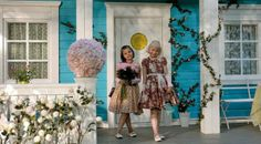 Onneli ja Anneli - lue IS:n arvio elokuvasta Girls Dream, Little Girls, Cinema, Romantic, Movies, House, Dresses, Fashion, Vestidos